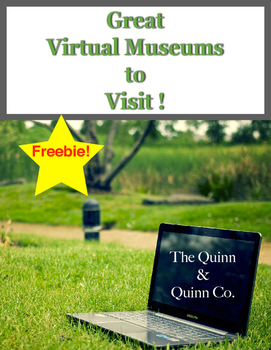 Virtual Museums To Visit