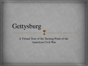 Virtual Tour of Gettysburg