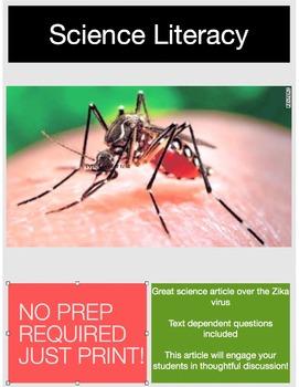 Zika Virus Activity