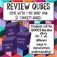 Viruses, Bacteria, Protists & Fungi Review Qubes