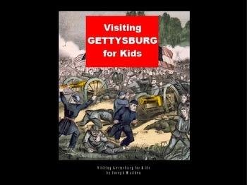 Visiting Gettysburg for Kids Powerpoint