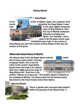 Visiting Madrid
