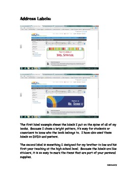 Vistaprint Classroom Management Ideas