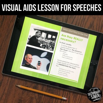Visual Aids Lesson: Making & Using Better Slideshows in Pu