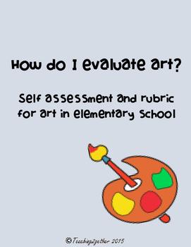 Visual Arts Evaluation