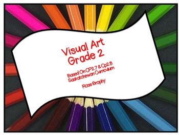 Arts Education (Visual Arts) Grade 2