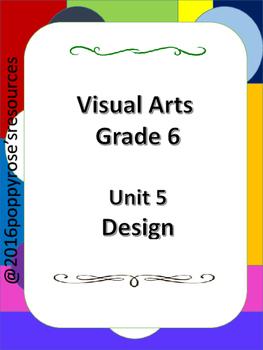 Visual Arts Grade 6- Unit 5