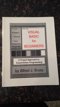 Visual Basic for Beginners: A Project-Based Approach to Pr