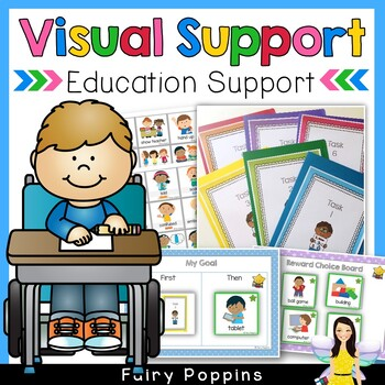 Visual Education Supports