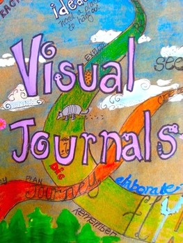 Visual Journal Assignments Collection 4