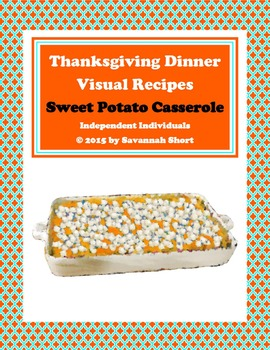Visual Recipe: Sweet Potato Casserole