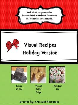 Visual Recipes Holiday Version