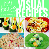 Visual Recipes with REAL pictures - March ( for special ed