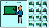 Visual Schedule Icons for Students with Autism - Bundle