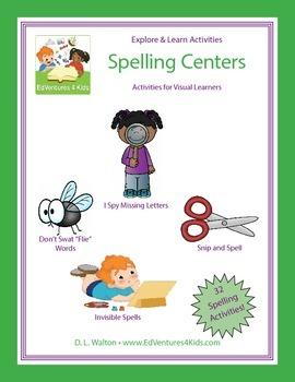 Visual Spelling Centers