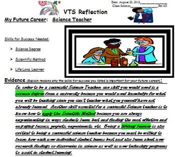 Visual Thinking Strategies Career Skills