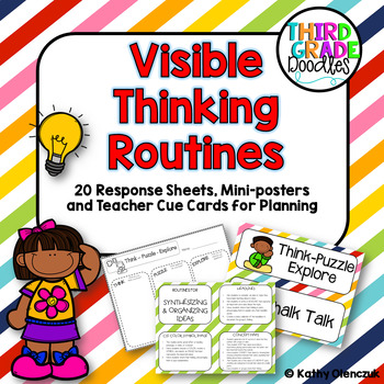 Making Thinking Visible Routines and Strategies - Response