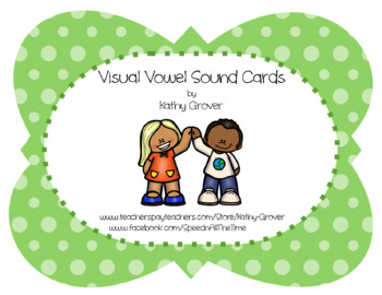 Visual Vowel Sound Cards
