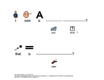Visual to Expand Sentences for Speech Therapy