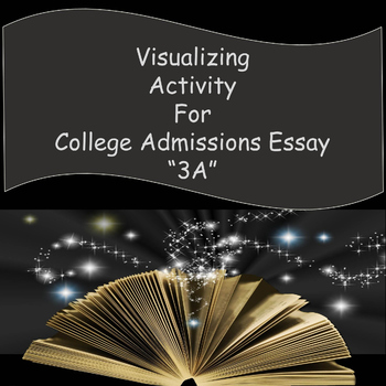 """Visualizing Activity for """"3A"""" Admission Essay by Hugh Gall"""