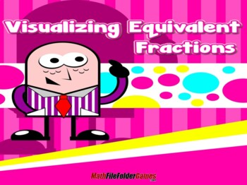 Visualizing Equivalent Fractions