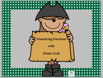 Visualizing Fractions with Pirate Gold