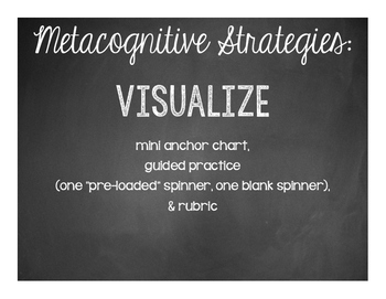 Visualizing Mini Anchor Chart and Guided Practice