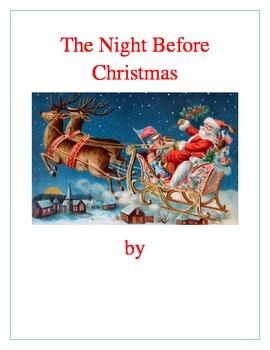 Visualizing The Night Before Christmas