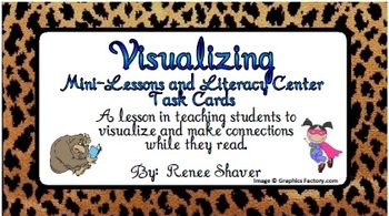 Visualizing and Connecting with the Text Literacy Center a