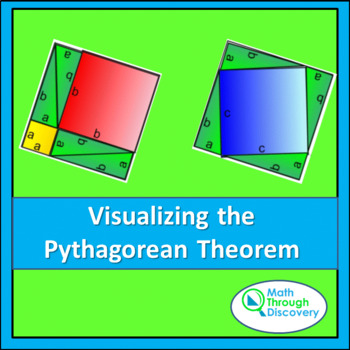 Visualizing the Pythagorean Theorem
