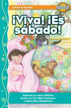 Viva! El Sabado Read-Along eBook & Audio Track