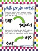 Vivacious Verbs: Verbs and Tenses, with a focus on Irregul