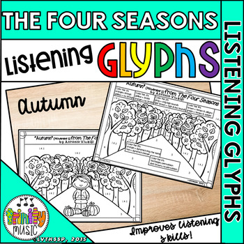 Vivaldi's The Four Seasons (Autumn) Listening Glyphs