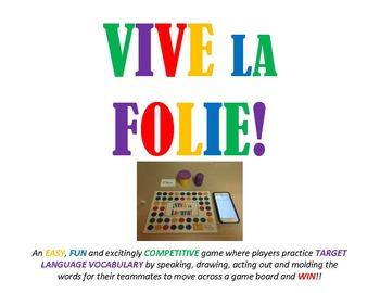 Vive La Folie - Vocabulary Review Game