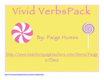 Verbs Packet: Be, Helping, and Verb Tenses (Common Core Aligned)