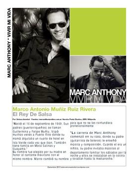 Vivir mi Vida by Marc Anthony