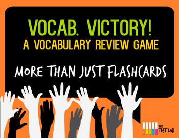 Vocab. Victory! A Vocabulary Review Game