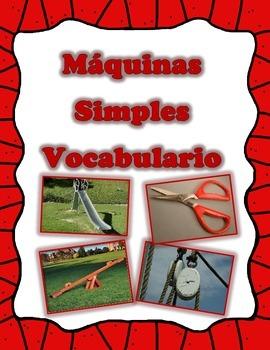 Vocabulario Maquinas simples
