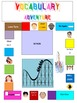 Vocabulary Adventure Grade 3