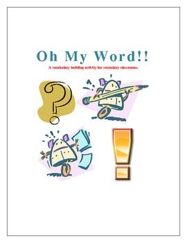 Vocabulary Building Activity