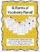 Vocabulary Bundle- Includes Editable!