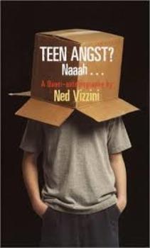Vocabulary Chart - Teen Angst?  Naaah...
