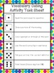 Vocabulary Cube Activity for Differentiated Centers