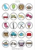 Vocabulary Cups