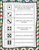 Vocabulary and Spelling Dice Games (editable!)
