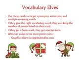 Vocabulary Elves
