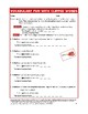Vocabulary Fun: Clipped Words (10 Pages, Answer Key Included, $3)