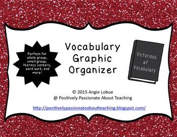 Vocabulary Graphic Organizer 1