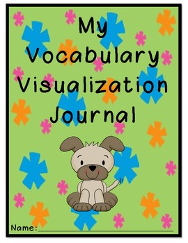 Vocabulary Journal (Vocabulary Visualization)
