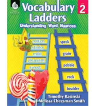 Vocabulary Ladders: Understanding Word Nuances Level 2